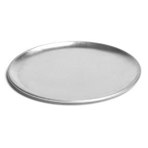Assiette A Pizza En Aluminium, 6 Po En Diamètre