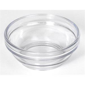Ramequin En Plastique, Transparent, 1.5 Oz / 45 ML