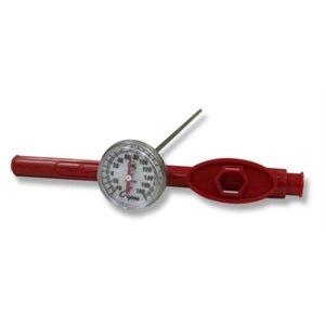 Thermomètre A Cadran, Tige 12.7 Cm