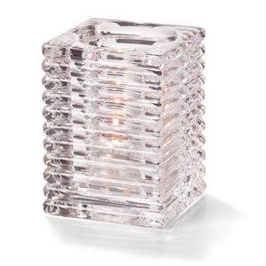 Lampe De Table Horizontale, A Rainure, Transparent