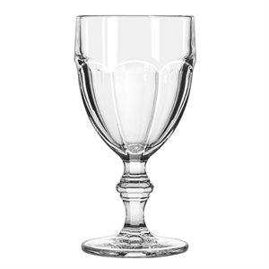 """Verre, Goblet A Vin, 11.5 Oz / 340 ML, """"Gibraltar"""", 36/Caisse"""