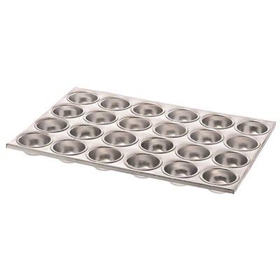 Moule A Muffins En Aluminium, 24 Fentes
