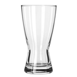 Verre A Bière/Pilsner, Forme Sablier, 355 ML (caisse de 24)