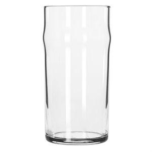 """Verre A Bière, 12.75 Oz / 377 ML, """"No-Nik"""", 72/Caisse"""