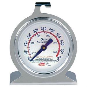 Thermomètre De Cuisson/Four A Cadran (5Cm), En Acier Inoxydable