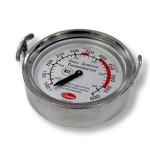 Thermomètre A Grille En Fer De Fonte