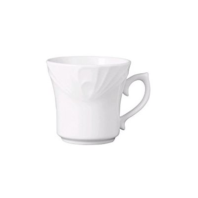 "Tasse A Thé Ronde, ""Lyric White"", 7.5 Oz / 222 ML, 36/Caisse"