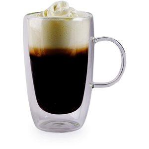Tasses à latté Thermax à double paroi (ens de 2)