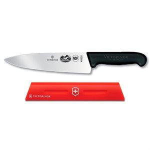Protection Pour Couteau, Rouge, 10.8 X 2 X 0.25 Po