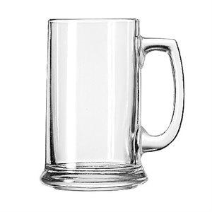 Verre/Chope A Bière (A Poignée), 15 Oz / 444 ML, 12/Caisse