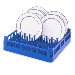 Égouttoir A Assiettes, Format Standard, Bleu