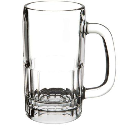 Verre/Chope A Bière, 12 Oz / 355 ML, 24/Caisse