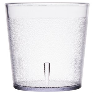 Gobelet, Verre A l' Ancienne, 9 Oz