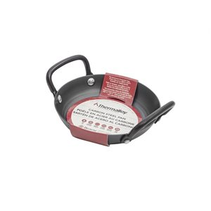 """Thermalloy Carbon Steel Pan - 5 1/2"""" / 14cm"""