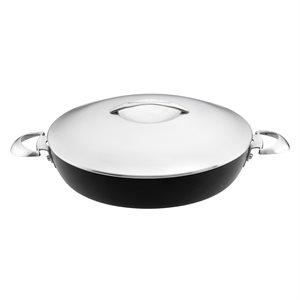 Casserole de Chef Avec Couvercle, 32CM, 5.5 Pt (5.2L)