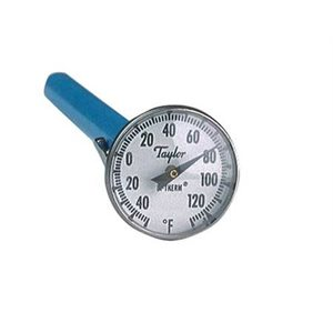 Thermomètre De Poche A Cadran, Tige De 12.7 Cm