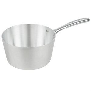 Poêle à sauce 4.5Pt. en aluminium