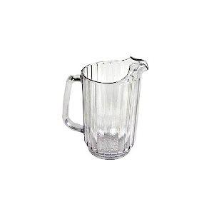 Pichet D'eau, En Polycarbonate, Transparent, 48 Oz