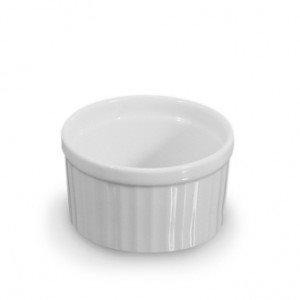 Ramequin En Porcelaine, Blanc, 3 Oz / 85 ML