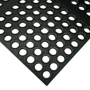 Tapis Anti-Fatigue (Caoutchouc), 39 x 59 x 0.88 Po (99.1 x 149.9 x 2.23 CM)