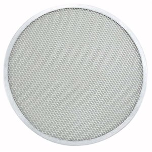 ALUMINUM PIZZA SCREEN 14""