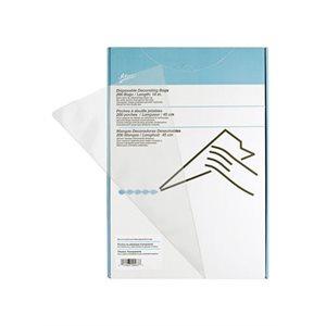 Sacs Glaçage Jettables 45cm (200/pqt)