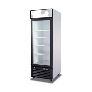 REACH-IN FREEZER - ONE HINGED DOOR