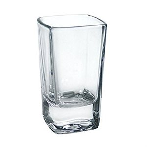 "Verre 'Shooter"", Grand, Carré, 2.75 Oz / 81 ML, 72/Caisse"