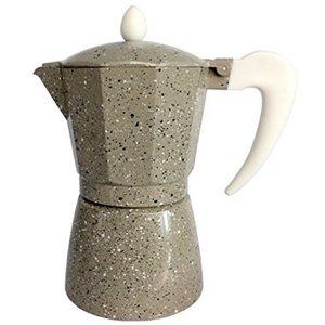 """Cafetière A Espresso, Aluminium, 3 Tasses, """"Crema"""""""
