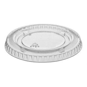 Couvercles pour coupes à sauce 29ml (1oz). 100mcx