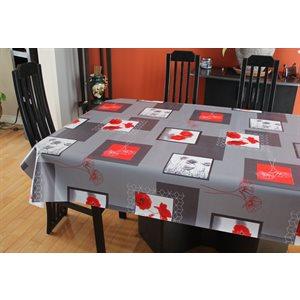 """Nappe de Table """"Musée"""", 54 Po x 20 Mètres"""