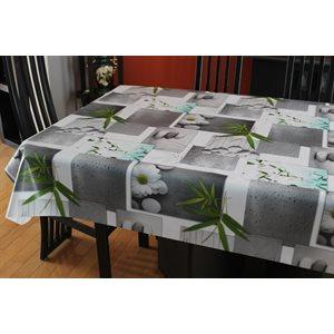 """Nappe de Table """"Feuille"""", 54 Po x 20 Mètres"""