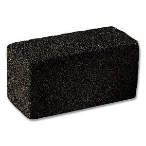 Brique De Nettoyage Pour Gril, Noir