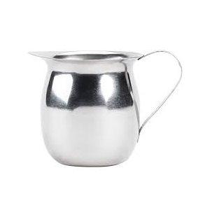 Pot A Crème/Crémier En Acier Inoxydable, 8 Oz