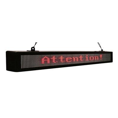 "Enseigne A Défilement Bluetooth, ""Royal Sovereign® LED"""