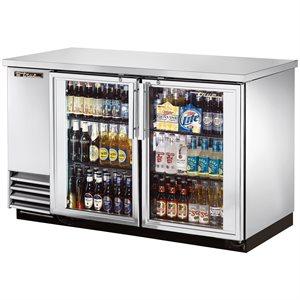 Réfrigérateur, Dessus En Acier Inoxydable, Indicateurs Lumineux