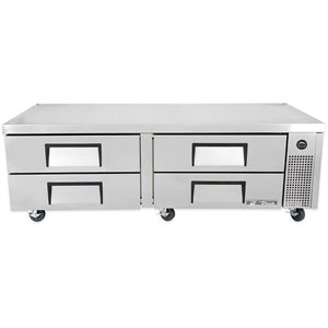 Réfrigérateur Encastrable, 4 Tiroirs, 72.4 X 32.12 X 20.39 Po