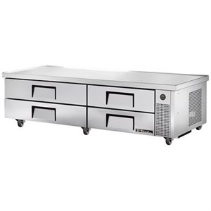 Réfrigérateur Encastrable, 4 Tiroirs Réfrigérés, 84 Po En Longueur