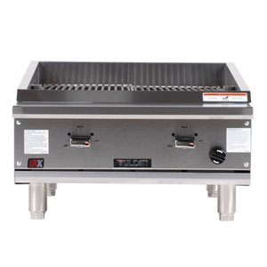 Gril Au Gaz Naturel, Largeur 63.5 CM, 44000 BTU