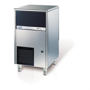 "Machine A Glace, Refroidi A L'Air, 49Kg/24Hr, ""Brema"""
