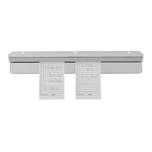 "Rack / Tringle à Commandes en Inox, 18 Po (45.7 CM), ""Update"""