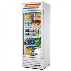 Réfrigérateur/Vitrine, Porte Fixe Pivotant, 27 X 29.88 X 78.63 Po