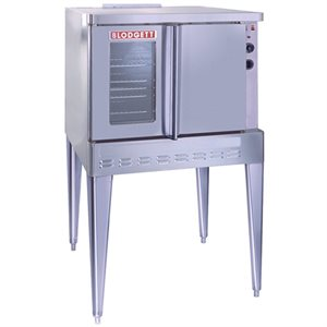 "Convection Oven, Electric, 208V/1Ph, ""Blodgett"""